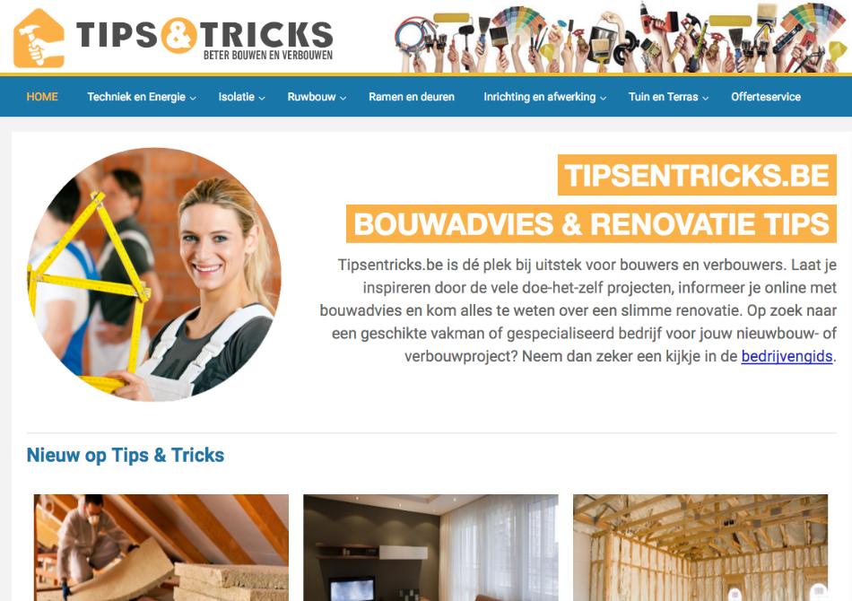 Webdesign Tips & Tricks