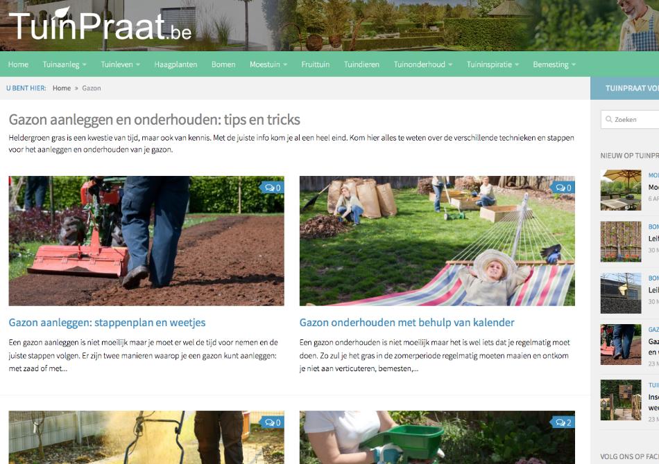 project tuinpraat